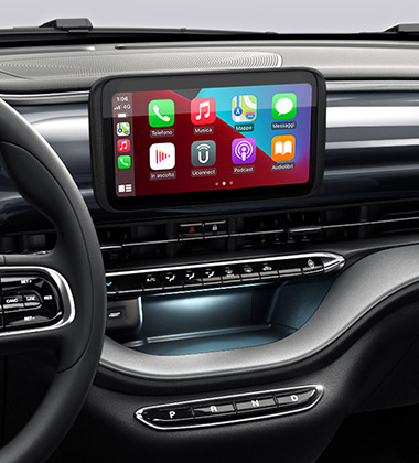 APPLE CARPLAY & ANDROID AUTO™ WIRELESS