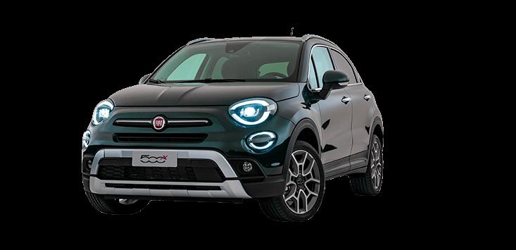 Fiat 500x Cross Veiligheid Stoere Crossover Fiat Nl