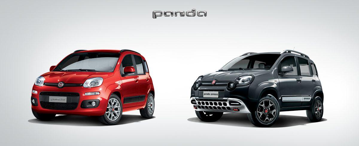 Overzicht Fiat Panda