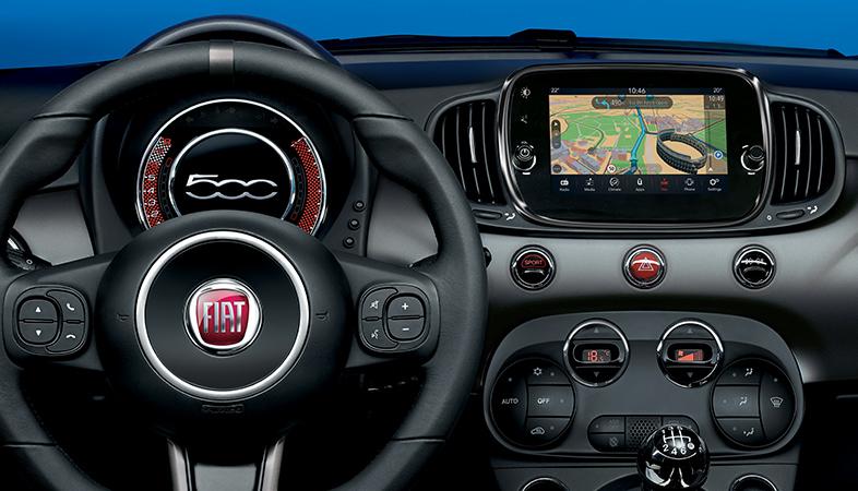 Beste Fiat 500 | Stijlvolle accessoires en opties | Fiat.nl ZL-35