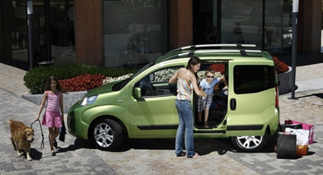 grote Fiat Qubo